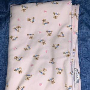 Polo Bear Cotton Blanket